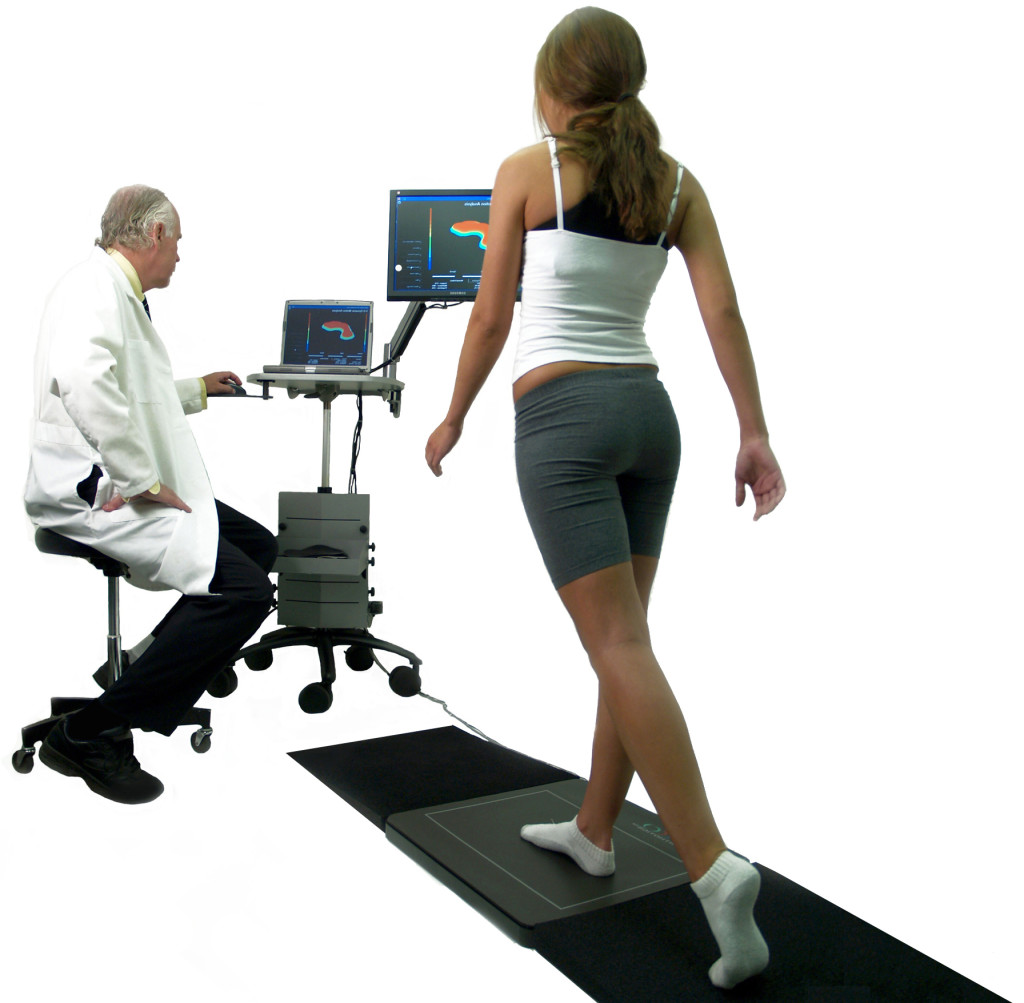 Dynamic Orthotic Scan