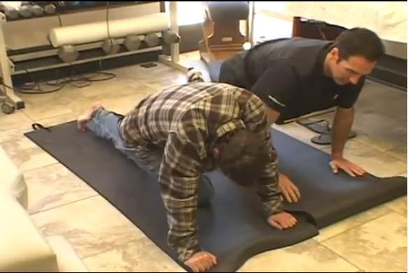 Rehabilitative Exercises - Stretching, Strengthening and Improved Biomechanics
