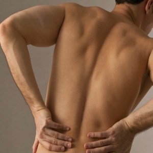 Lower Back Muscle Spasms